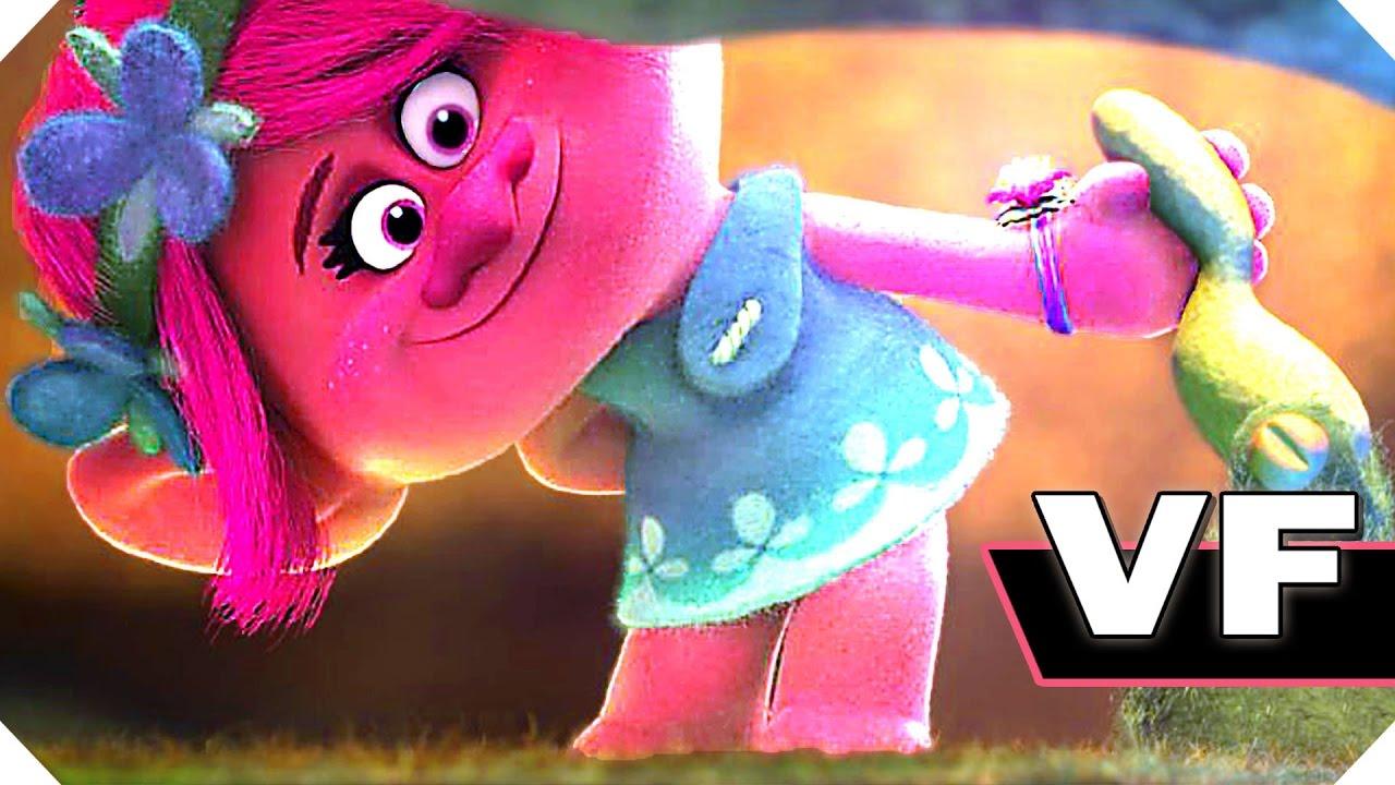 Les Trolls Tous Les Extraits Vf Du Film Animation 2016