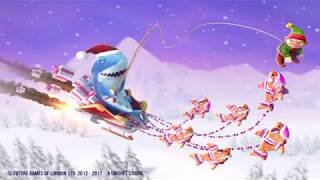 [NEW] Christmas Update 2017 (For iOS) - Hungry Shark Evolution