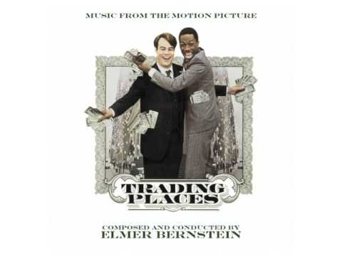 07. Discovery / Bed - Elmer Bernstein (Trading Places Original  Soundtrack)