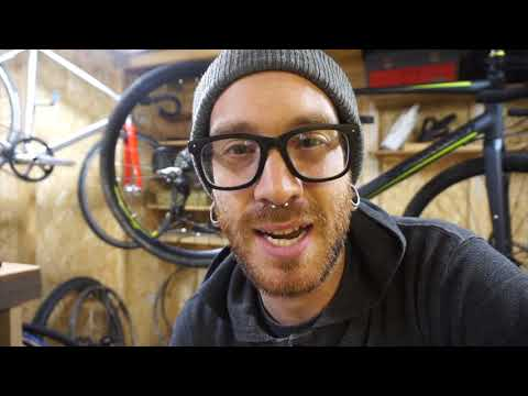 Basic Bike Maintenance