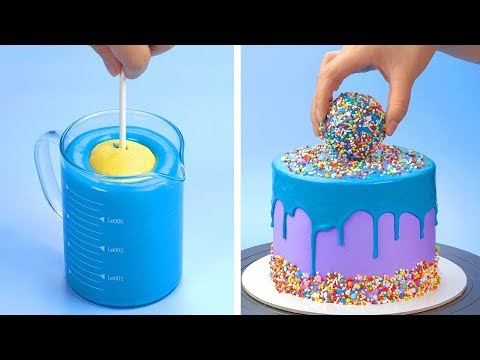 Hot Trend Colorful Cake Decorating Ideas 2020 | So Yummy Colorful Cake Recipes | So Tasty