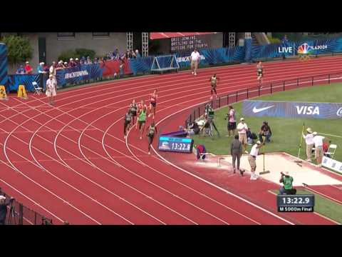 Thumbnail: Olympic Track And Field Trials | 41-Year-Old Bernard Lagat Takes Thrilling 5,000-Meter Final