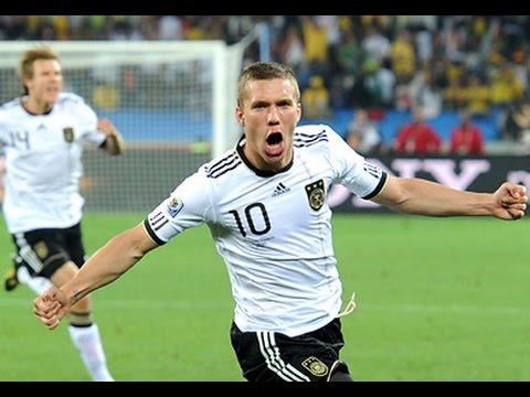 WM 2010 - Highlights von Deutschland - Fußballspektakel in Südafrika (HD)