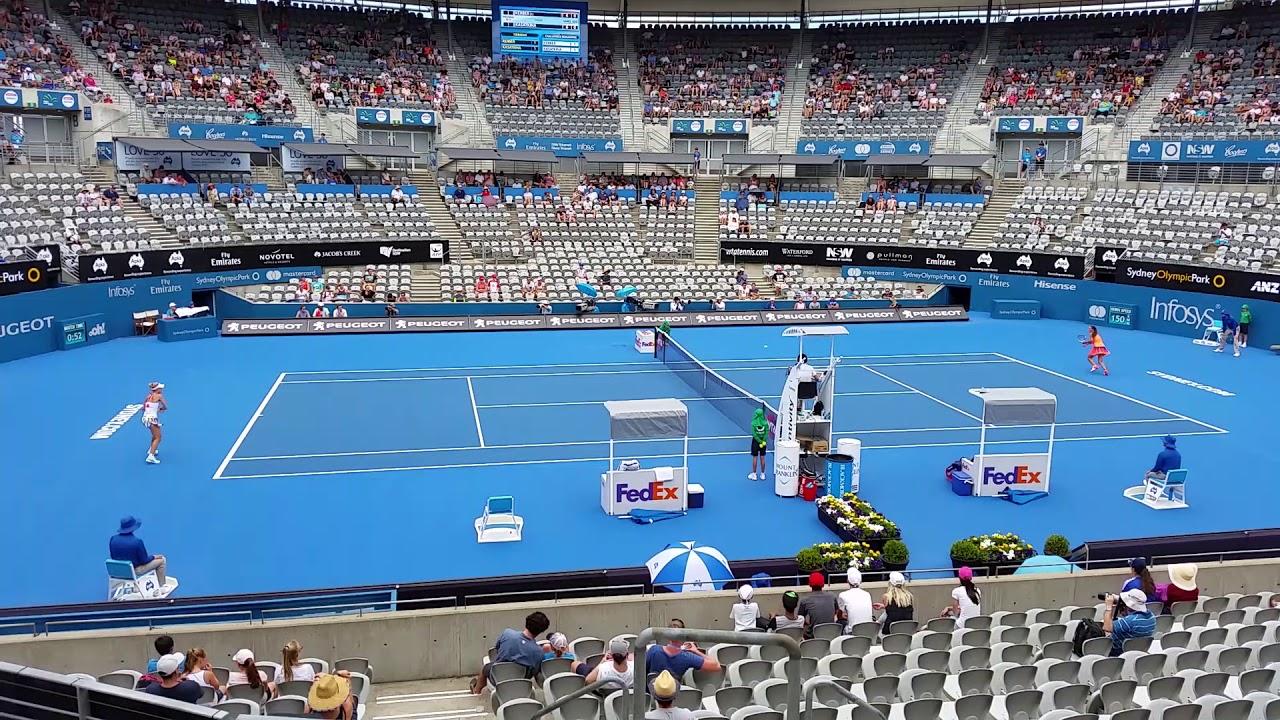 Sydney Tennis