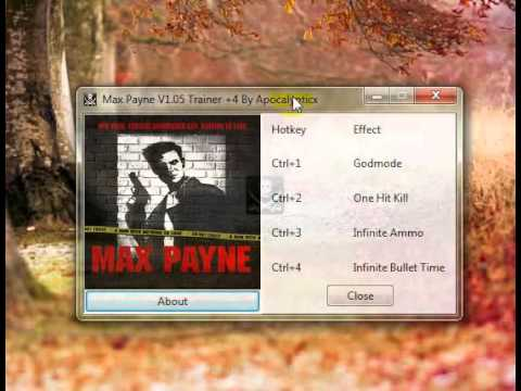 MaxPayne 3 Trainer +4 for PC Download