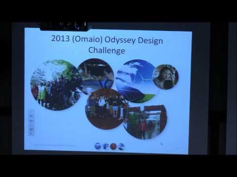 """Engineering Change 2014 - """"Maori community-owned renewable energy"""""""