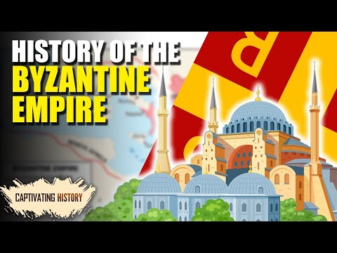 The Byzantine Empire Explained in 13 Minutes
