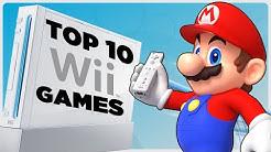Top 10 BEST Wii Games!