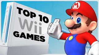 Top 10 BEST Wİi Games!