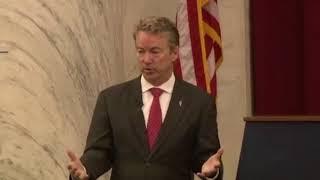Rand Paul's BRILLIANT Speech on Libertarianism