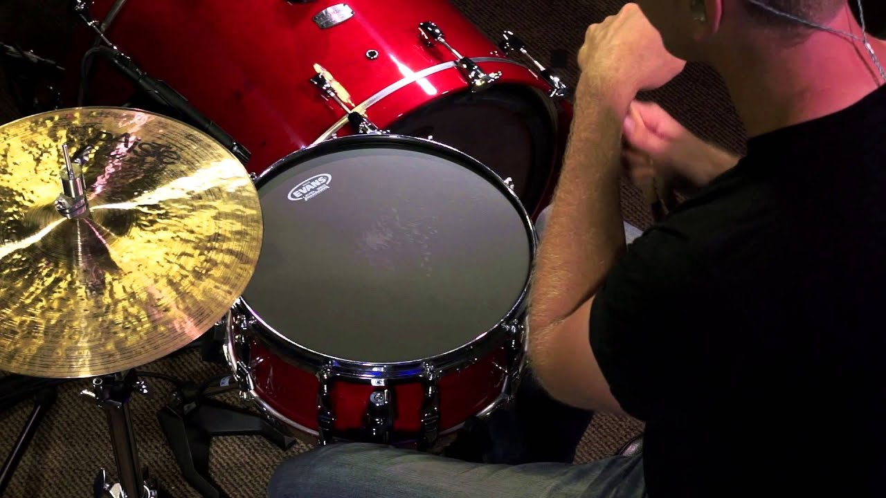 evans onyx snare drum head review youtube. Black Bedroom Furniture Sets. Home Design Ideas