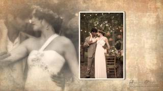 Stylized Woodland Bridal Photo Shoot