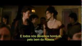 Cinema e prosa - Anna Karenina - 2012 - Trailer legendado (Joe Wright)