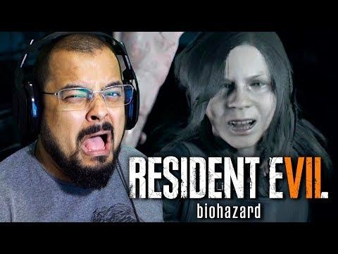 RESIDENT EVIL 7 #12 – TEMOS QUE ACHAR O ETHAN (Gameplay Português PT-BR)