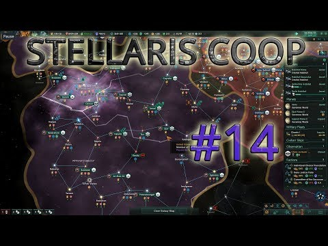 Stellaris Coop Roleplay Campaign - 14 - Genetic Supremacy