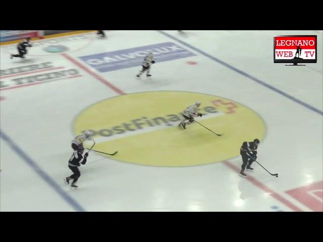 HC Lugano vs Hockey Club Fribourg-Gottéron