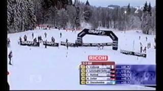 Charlotte Kalla - Tour de Ski 2007/08 - Etapp 1-7
