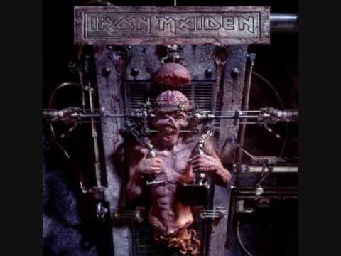 Iron Maiden - X Factor  (Full Album)