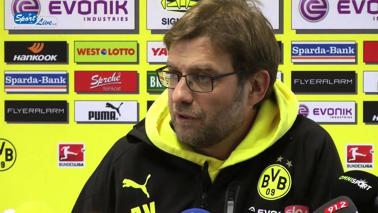 BVB Pressekonferenz vom 28. Februar 2013 vor dem Spiel Borussia Dortmund gegen Hannover 96