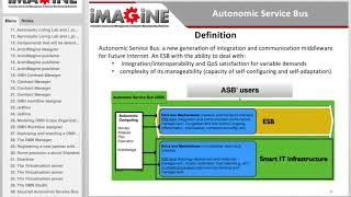 Imagine Platform in the Aeronautic Domain Part 4