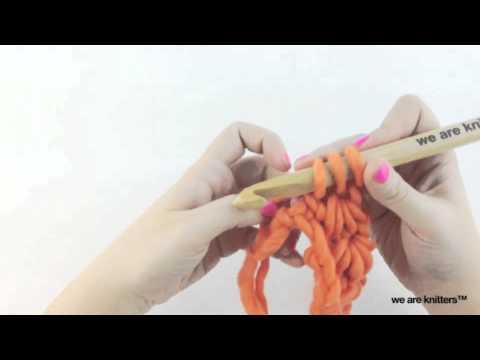 Häkeltechniken Lernen Sternmuster Häkeln We Are Knitters Youtube