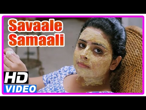 Savaale Samaali Tamil Movie | Scenes | Swathi Makes Fun Of Ashok Selvan | Jagan