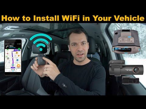 How To Install WiFi In Your Vehicle