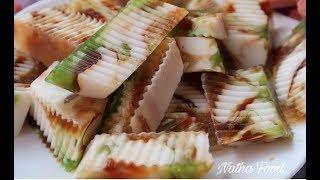 Rau câu giòn truyền thống, bí quyết làm rau câu sơn thủy bỏ mối nhà hàng || Natha Food