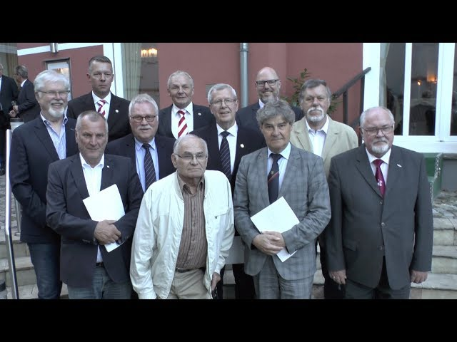 Bataillons-Appell des Mindener Bürgerbataillons