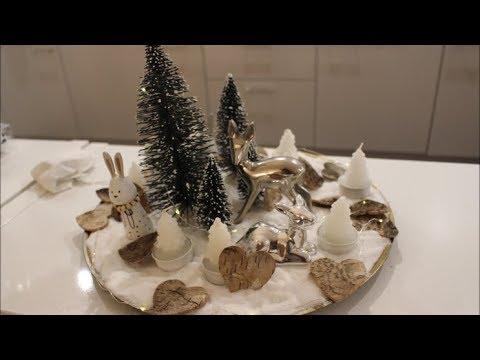 Weihnachtsdeko Auf Teller.Diy Teller Weihnachtlich Dekorieren Weihnachtsdeko Gestalten Dekoteller Dekoideen