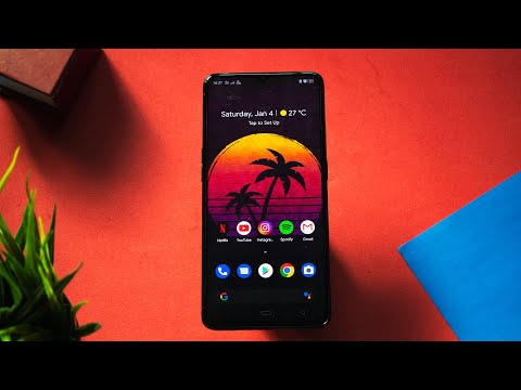 Cleanest Android Setup 2020 : Ft. Realme X2 Pro