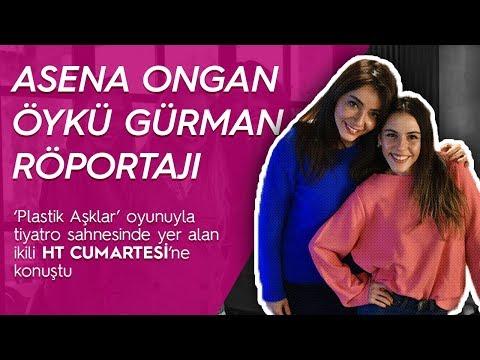 Öykü Gürman ve Asena Ongan ile 'Plastik Aşklar' oyunu üzerine keyifli bir röportaj