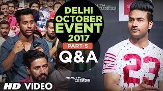 Guru Mann   Delhi October Event 2017  Q & A   PART-5   Meet And Greet