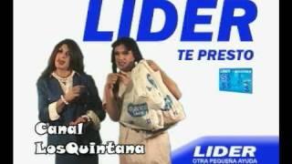 Los Quintana - Josefina Correa - Supermercado Lider