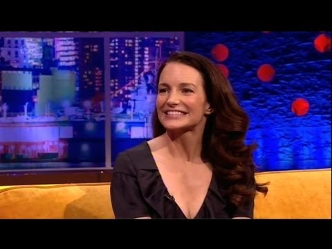 """""""Kristin Davis"""" On The Jonathan Ross Show Series 6 Ep 9.1 March 2014 Part 3/5"""