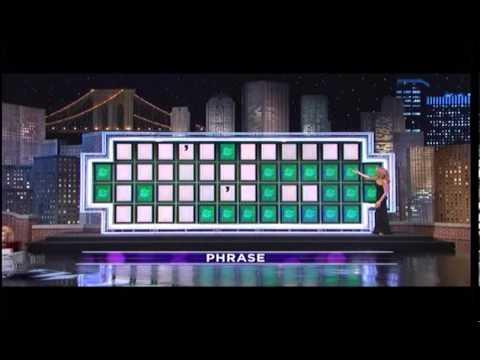 5-14-13 Wheel of Fortune