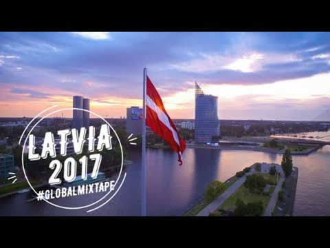LATVIA + DENMARK 2017 | GoPro Travel Video