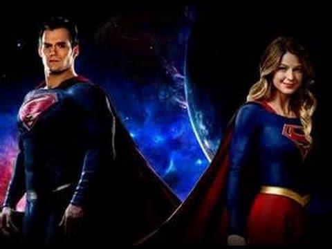 Superman and Kara leaving Krypton HD
