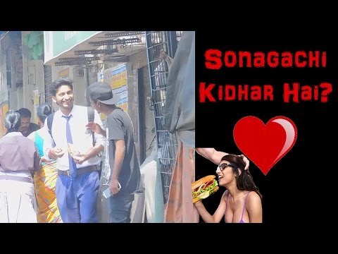 """Sonagachi kaha hai?"" Public Trolling Prank | Prank in India"