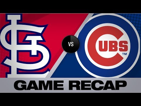 Cards clinch playoff berth with late rally | Cardinals-Cubs Game Highlights 9/22/19