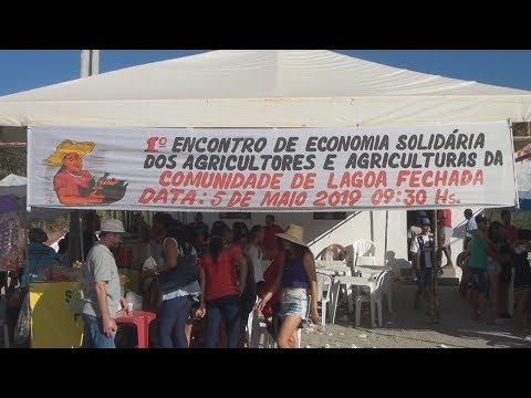 TVS - Comunidade de Lagoa Fechada abre portas para a economia solidária em Euclides da Cunha