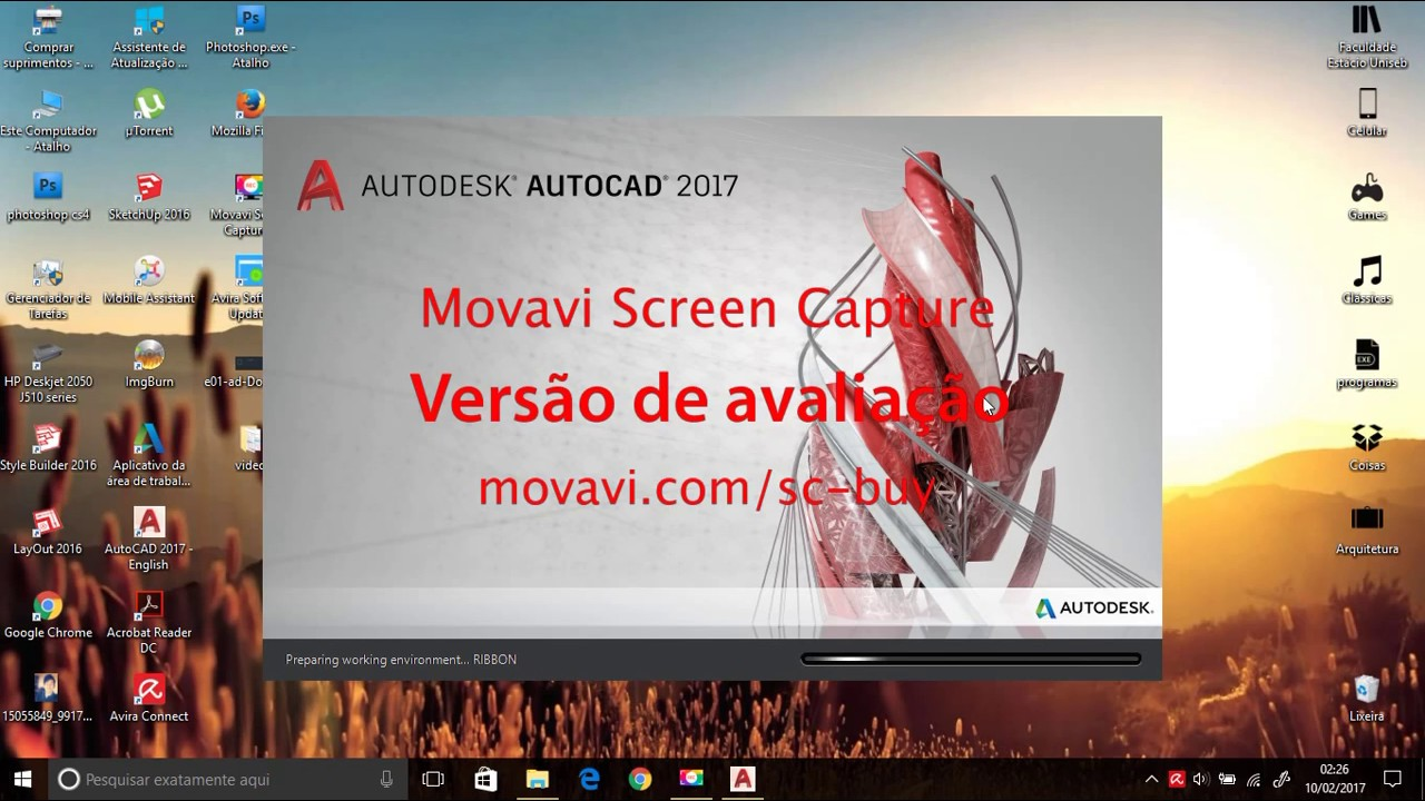 [RESOLVIDO] ERRO AutoCAD 2017/2018: The License manager is not functioning  or is improperly insta