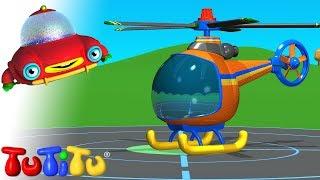 TuTiTu Hélicoptère
