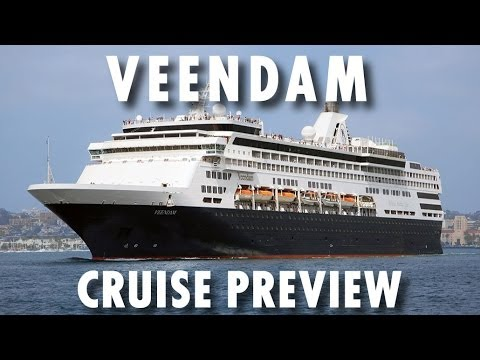 Veendam Cruise Preview: Canada/New England ~ Holland ...