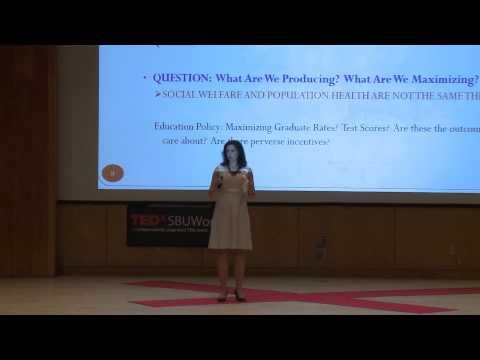 Inconvenient Momentum:  Let's Get Rational | Debra Sabatini Dwyer | TEDxSBUWomen