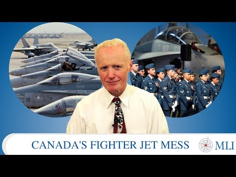 Why You Should Be Concerned About Canada's Fighter Jet Mess