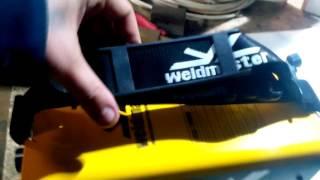 Обзор сварочного аппарата weldmaster 240 пн