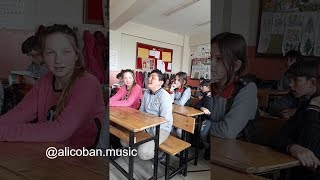 Sınıfı inleten çocuk Hidayet  _Gelme Sakın(Taylan Kaya) kısa versiyon