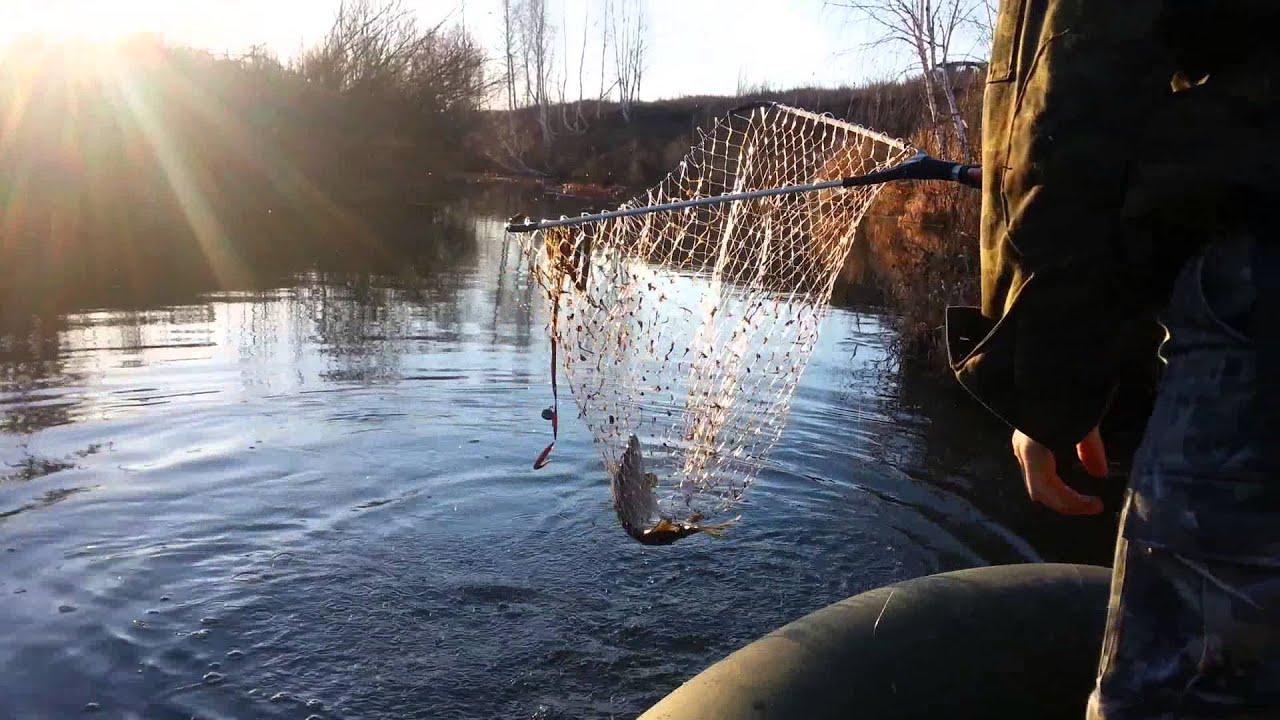 рыбалка на поставушки видео