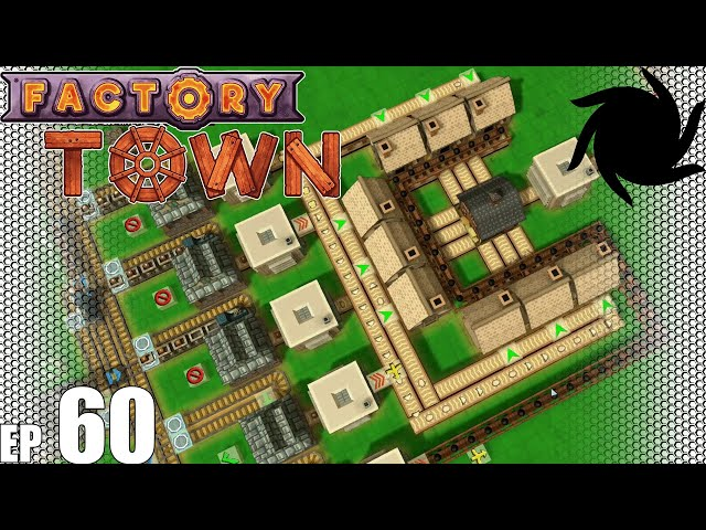 Factory Town Grand Station - 60 - Cake